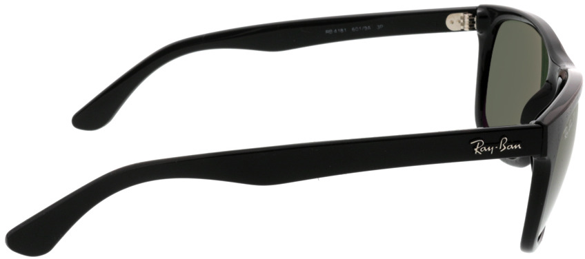 Picture of glasses model Ray-Ban RB4181 601/9A 57-16 in angle 90