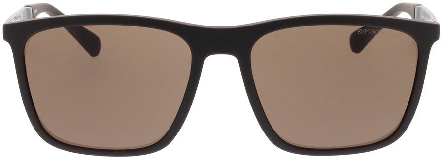 Picture of glasses model Emporio Armani EA4150 519673 59-18 in angle 0