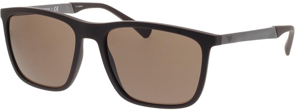 Picture of glasses model Emporio Armani EA4150 519673 59-18 in angle 330