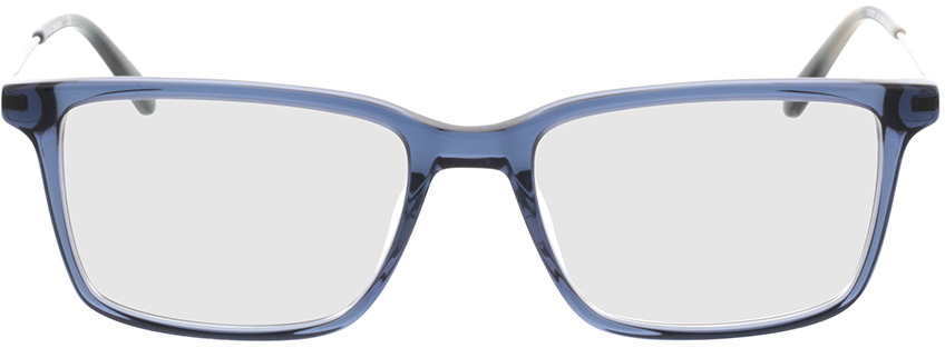 Picture of glasses model Calvin Klein CK38056 410 55-18 in angle 0