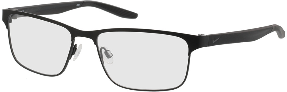 Picture of glasses model Nike NIKE 8130 001 56-16 in angle 330