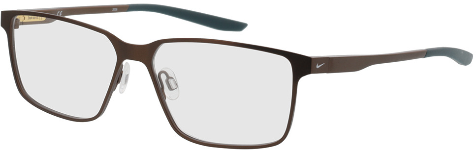 Picture of glasses model Nike NIKE 8048 212 55-14 in angle 330