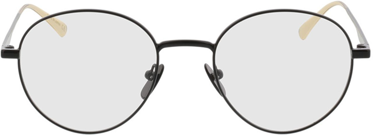 Picture of glasses model Gucci GG0337O-002 51-20 in angle 0
