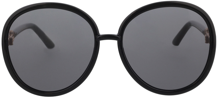 Picture of glasses model Gucci GG0889S-001 61-18 in angle 0
