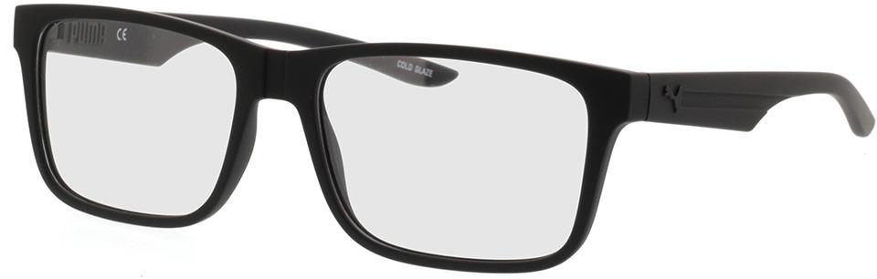 Picture of glasses model Puma PU0204O-001 55-17 in angle 330