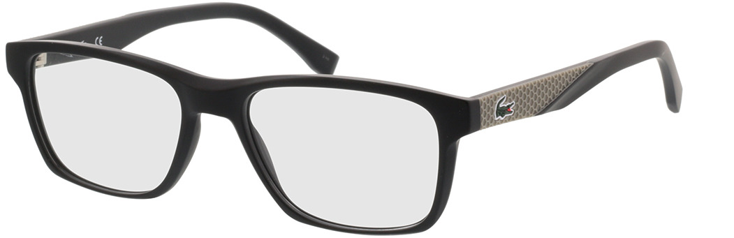 Picture of glasses model Lacoste L2862 001 54-17 in angle 330