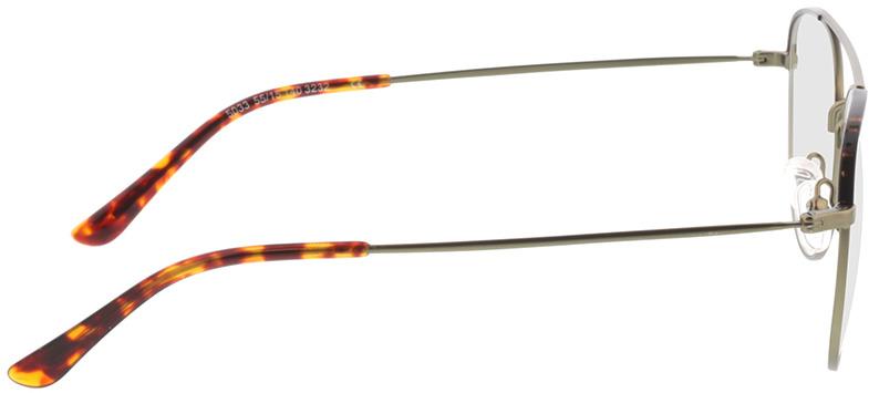 Picture of glasses model Salmone-matt grün in angle 90