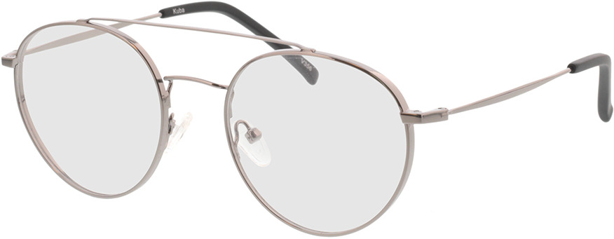 Picture of glasses model Kuba-anthrazit in angle 330