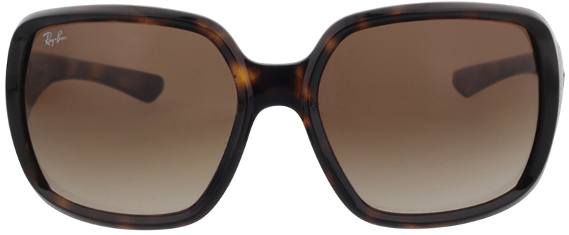 Picture of glasses model Ray-Ban RB4347 710/13 60-18 in angle 0