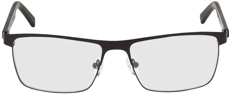 Picture of glasses model Aalborg-noir in angle 0