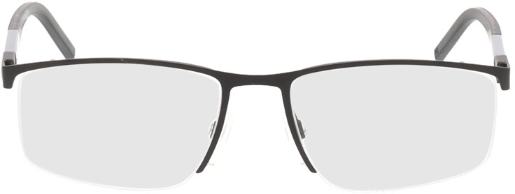 Picture of glasses model Tommy Hilfiger TH 1640 003 54-17 in angle 0