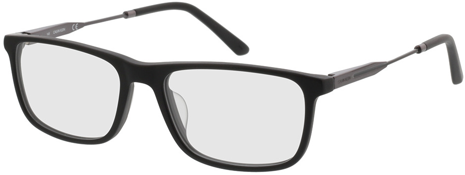 Picture of glasses model Calvin Klein CK20710 001 54-17 in angle 330