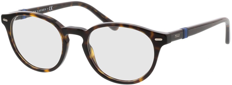 Picture of glasses model Polo Ralph Lauren PH2208 5003 49-19 in angle 330