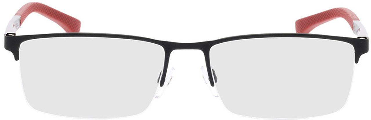 Picture of glasses model Emporio Armani EA1041 3109 57-17 in angle 0