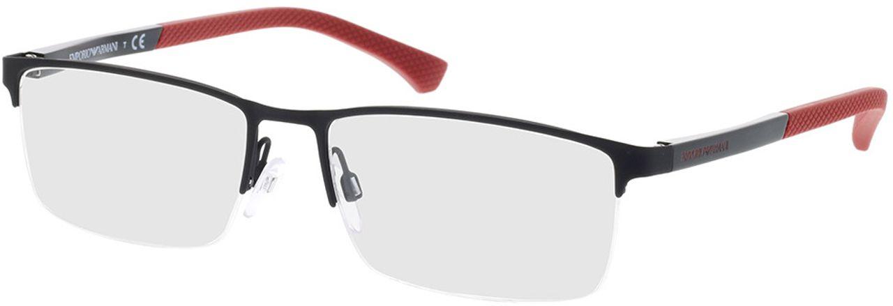 Picture of glasses model Emporio Armani EA1041 3109 57-17 in angle 330
