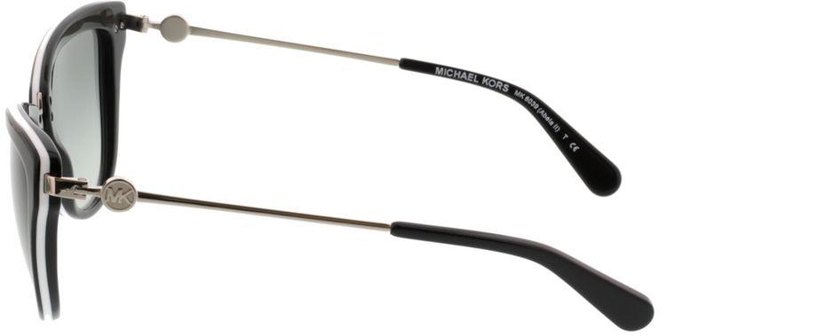 Picture of glasses model Michael Kors Abela Ii MK6039 312911 56-17 in angle 270
