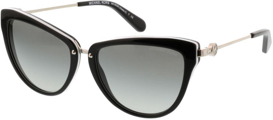 Picture of glasses model Michael Kors Abela Ii MK6039 312911 56-17 in angle 330