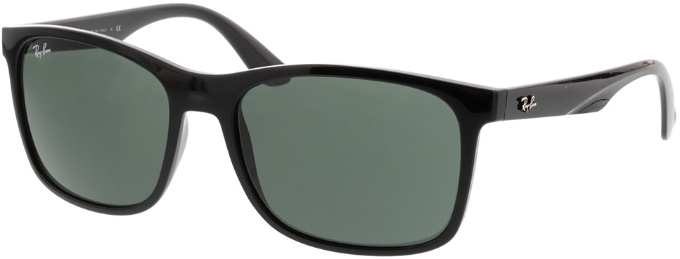 Picture of glasses model Ray-Ban RB4232 601/71 57-17 in angle 330