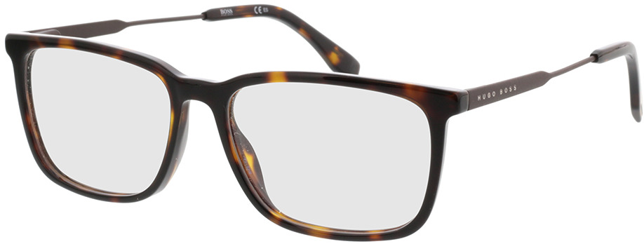 Picture of glasses model Boss BOSS 0995 086 54-16 in angle 330