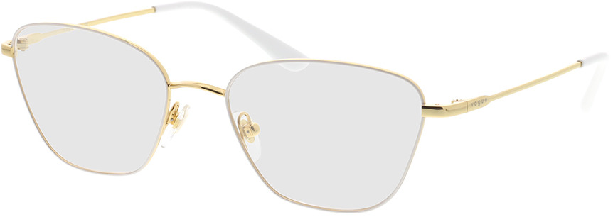 Picture of glasses model Vogue VO4163 5120 53-18 in angle 330