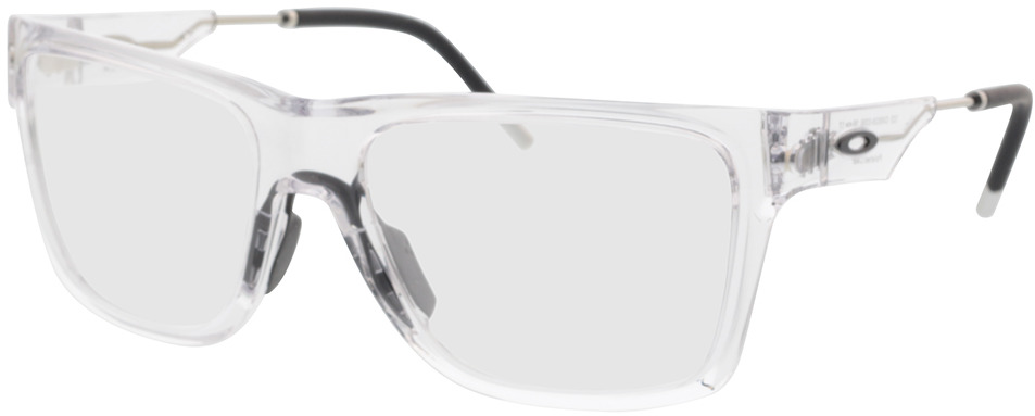 Picture of glasses model Oakley OX8028 802803 56-17 in angle 330