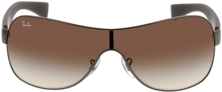 Picture of glasses model Ray-Ban RB3471 029/13 132 in angle 0