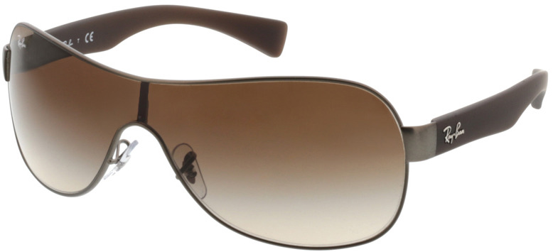 Picture of glasses model Ray-Ban RB3471 029/13 132 in angle 330