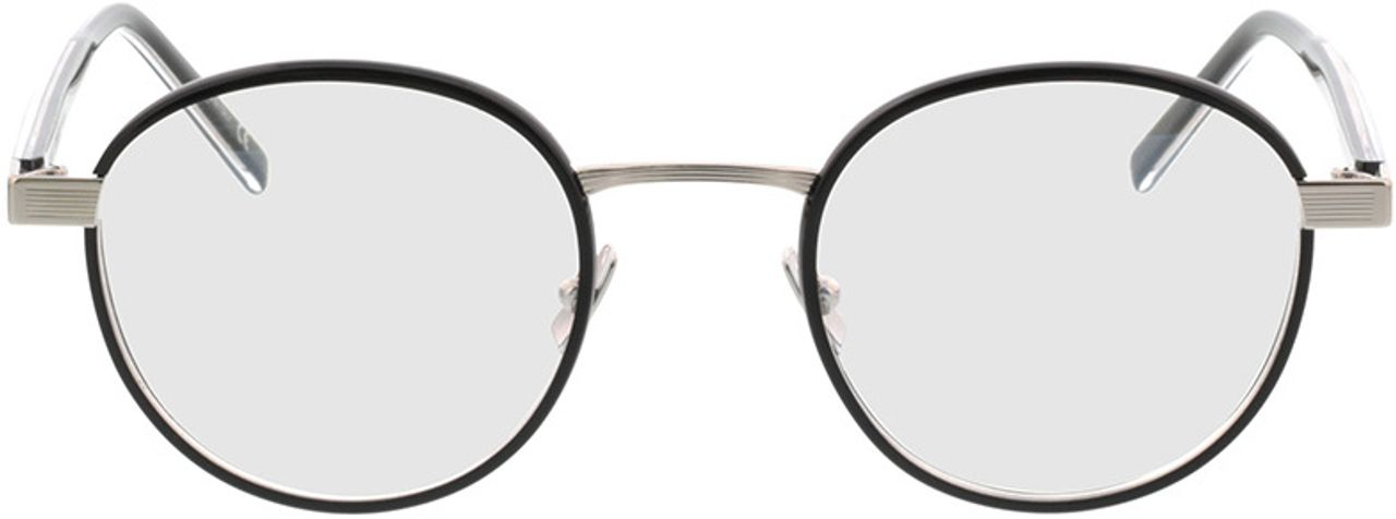 Picture of glasses model Saint Laurent SL 125-001 49-22 in angle 0