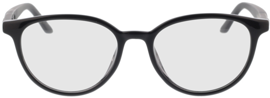 Picture of glasses model Puma PU0346O-001 52-17 in angle 0