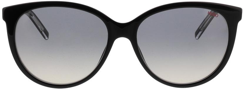 Picture of glasses model Hugo HG 1006/S 7C5 PR 56-16 in angle 0