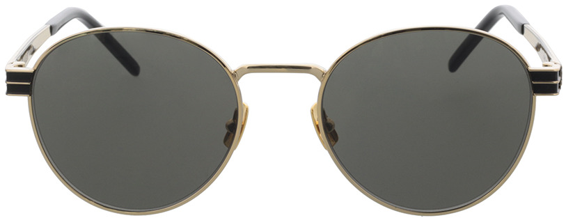 Picture of glasses model Saint Laurent SL M62-003 52-19 in angle 0