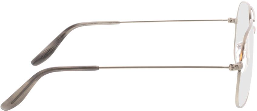 Picture of glasses model Remo-matt silber in angle 90