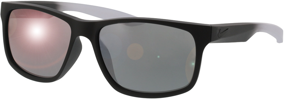 Picture of glasses model Nike NIKE ESSENTIAL CHASER EV0999 009 59-16 in angle 330