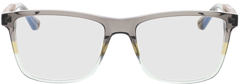 Picture of glasses model Wood Fellas Optical Wildenwart curled/fade brw 56-18 in angle 0