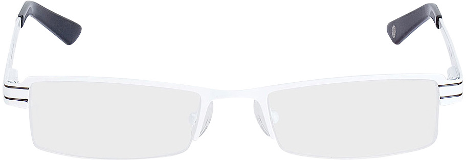 Picture of glasses model Kali branco/preto in angle 0