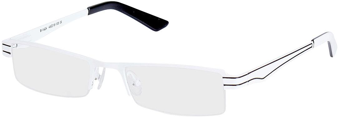 Picture of glasses model Kali branco/preto in angle 330