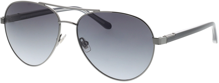 Picture of glasses model Fossil FOS 3101/S KJ1 58-15 in angle 330