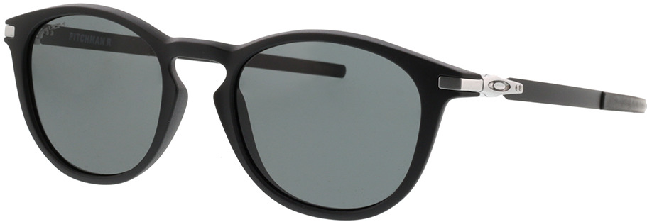Picture of glasses model Oakley Pitchman R OO9439 01 50-19 in angle 330