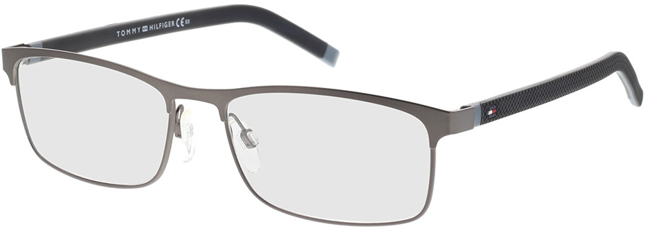 Picture of glasses model Tommy Hilfiger TH 1740 V81 54-16 in angle 330