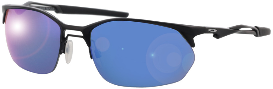 Picture of glasses model Oakley OO4145 414504 60-19 in angle 330