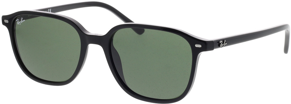 Picture of glasses model Ray-Ban Leonard RB2193 901/31 53-18 in angle 330