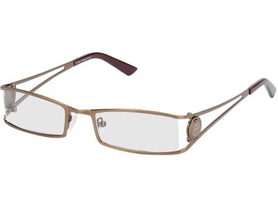 Brille Yonkers-braungold