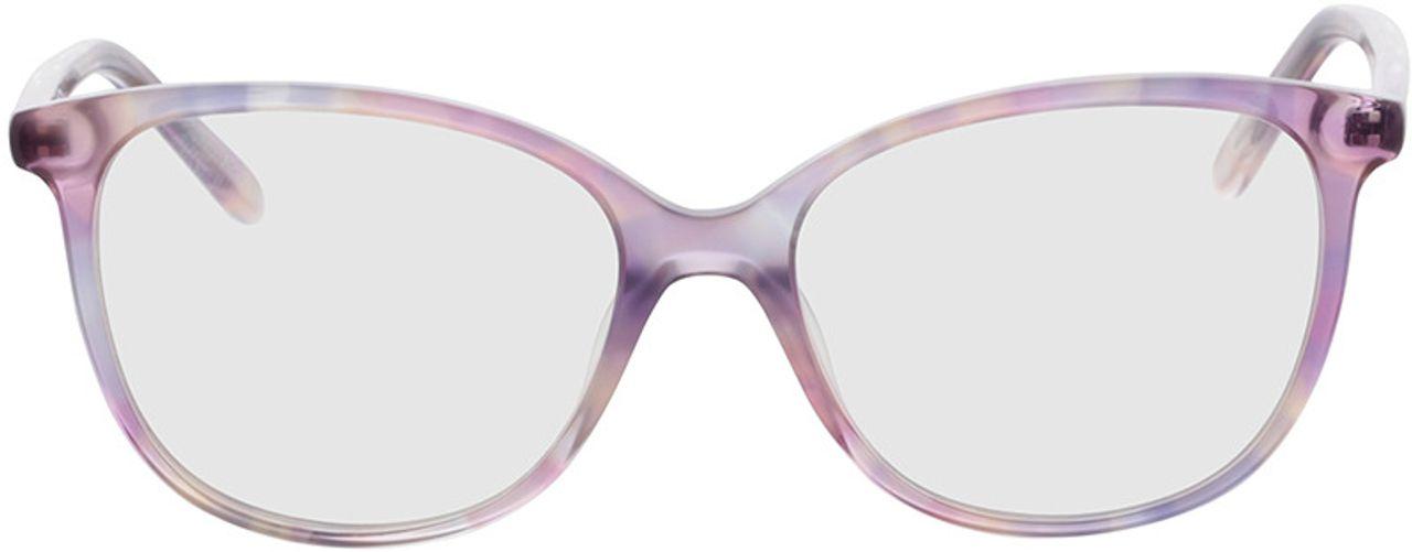 Picture of glasses model Alice-lila in angle 0
