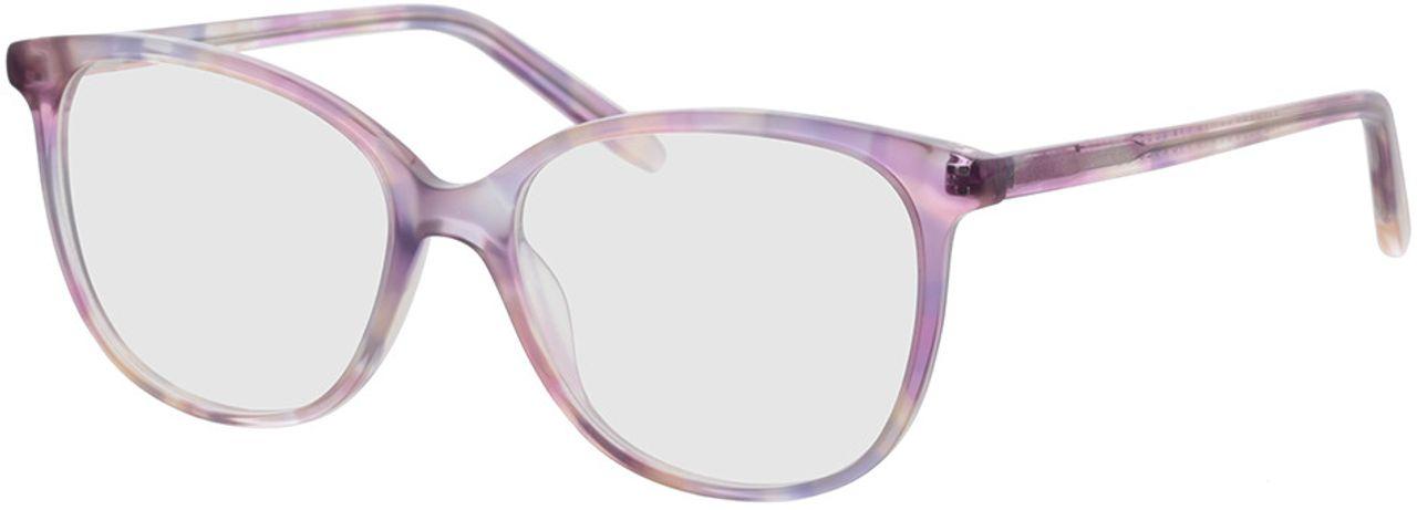 Picture of glasses model Alice-lila in angle 330