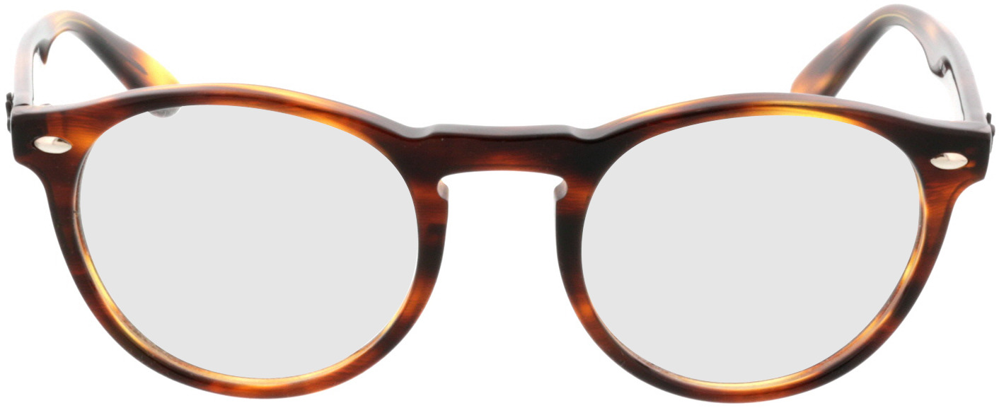 Picture of glasses model Ray-Ban RX5283 2144 49-21 in angle 0