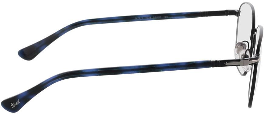 Picture of glasses model Persol PO2476V 1078 52-20 in angle 90
