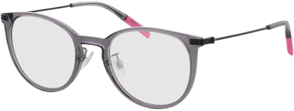 Picture of glasses model Tommy Hilfiger TJ 0051 KB7 50-20 in angle 330