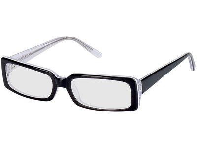 Brille Matera-schwarz/weiß
