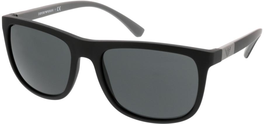 Picture of glasses model Emporio Armani EA4079 5042/87 57 18 in angle 330