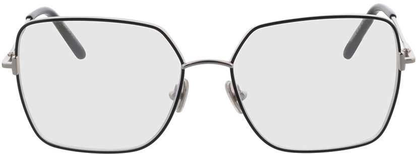 Picture of glasses model Tom Ford FT5739-B 001 57 in angle 0